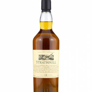 Strathmill 12YO Flora and Fauna collection 0,7L (43%)