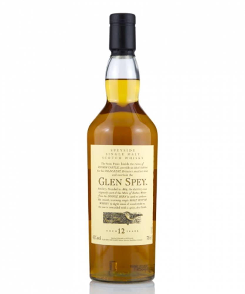 Glen Spey Distillery Glen Spey 12YO Flora and Fauna collection 0,7L (43%)