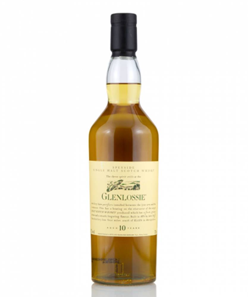 Glenlossie Distillery Glenlossie 10YO Flora and Fauna collection 0,7L (43%)