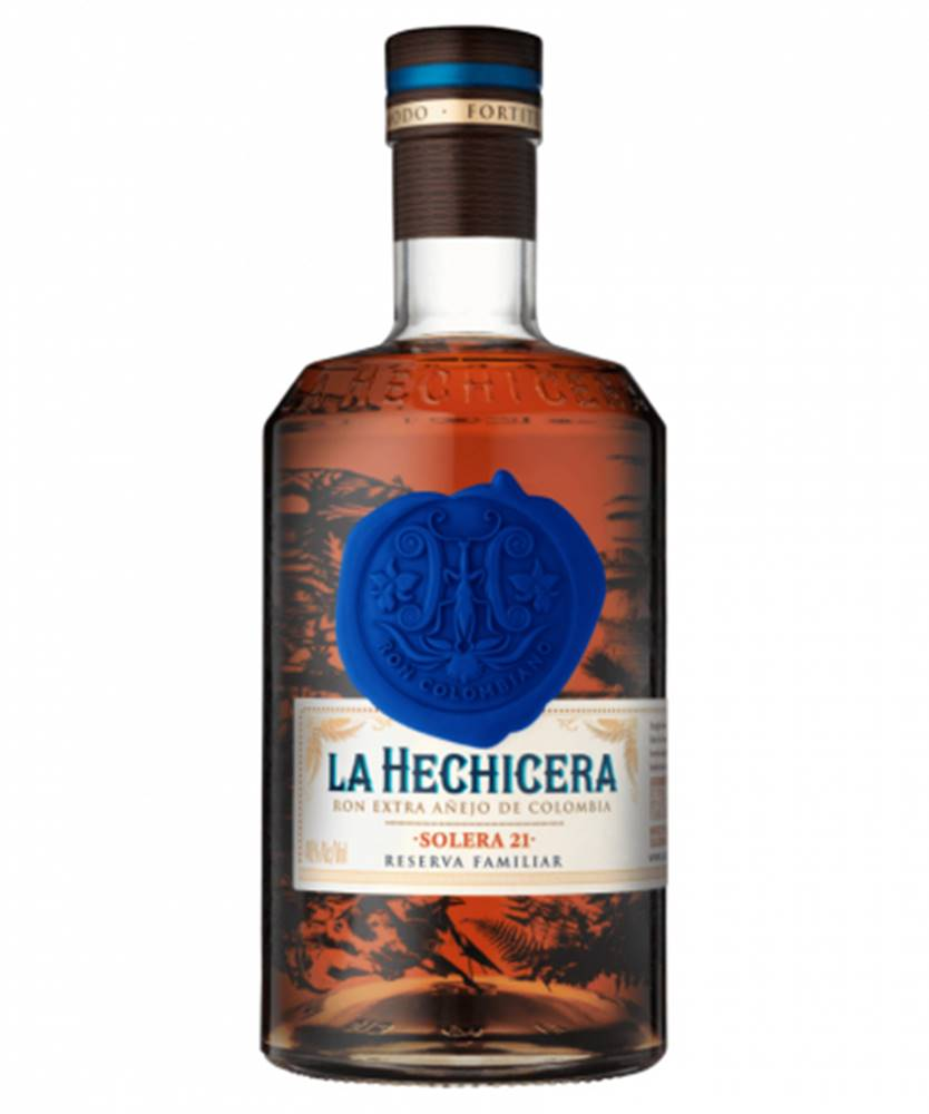 Brugal and Co S.A. | Edrington La Hechicera 0,7l (40%)