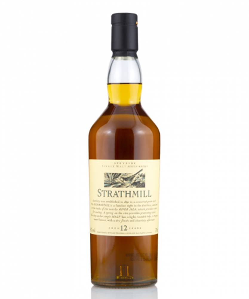 Strathmill Distillery Strathmill 12YO Flora and Fauna collection 0,7L (43%)