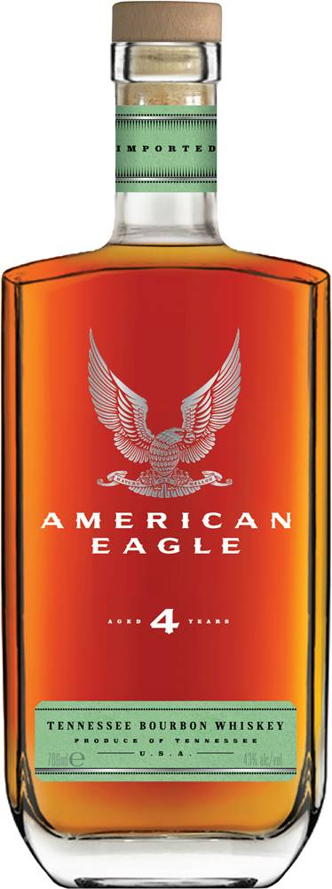 American Eagle American Eagle 4 ročná 40% 0,7l