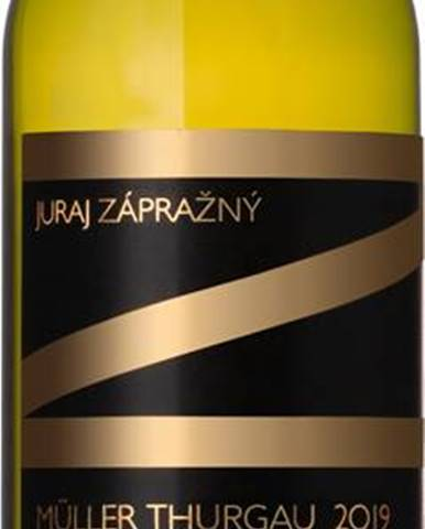 Juraj Zápražný Müller Thurgau 11,5% 0,75l
