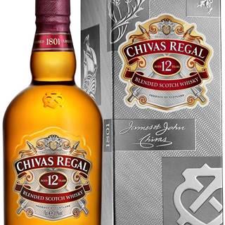 Chivas Regal 12 ročná 40% 0,7l
