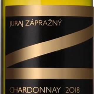 Juraj Zápražný Chardonnay 12% 0,75l