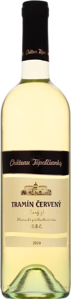 Château Topoľčianky Chateau Topoľčianky M-Tramín červený 13% 0,75l