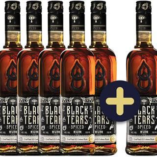 Set Black Tears 5+1 zadarmo 40% 4,2l