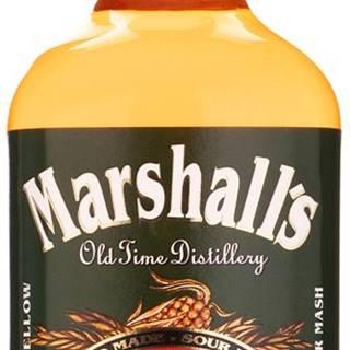 Marshalls Whisky 40% 0,7l