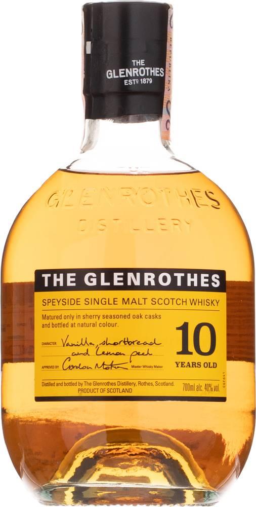 The Glenrothes Glenrothes 10 ročná 40% 0,7l