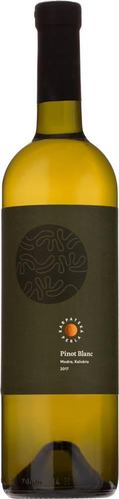 Karpatská perla Karpatská Perla Pinot Blanc 12,5% 0,75l
