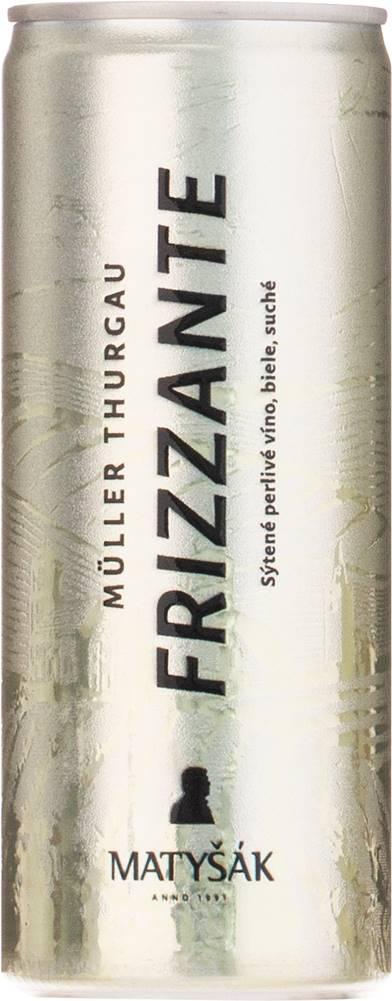 Matyšák Matyšák Frizzante biele 12,5% 0,2l