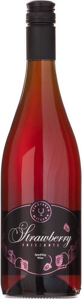 Miluron Miluron Strawberry Frizzante 11% 0,75l