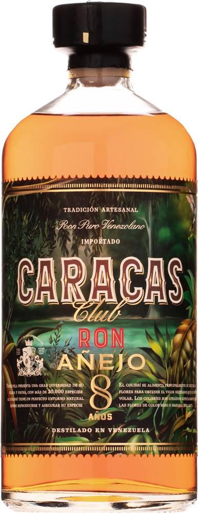 Caracas Ron Caracas 8 ročný 40% 0,7l