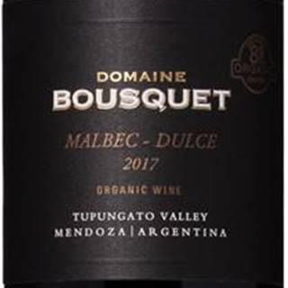 Domaine Bousquet Malbec Dulce Natural Tupungato 17,5% 0,5l