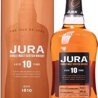 Isle of Jura Origin 10 ročná 40% 0,7l