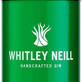 Whitley Neill Aloe & Cucumber 43% 0,7l
