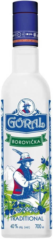 Goral Goral Borovička 40% 0,7l