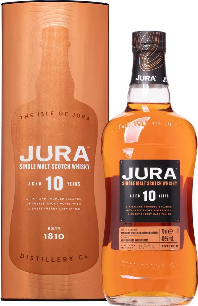 Isle of Jura Isle of Jura Origin 10 ročná 40% 0,7l