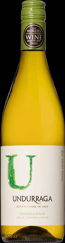 Viňa Undurraga Viňa Undurraga Varietal Chardonnay 13% 0,75l