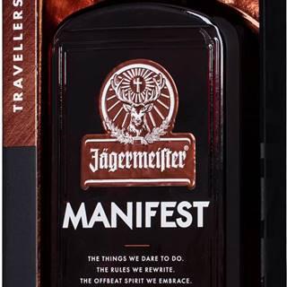 Jägermeister Manifest Traveller&