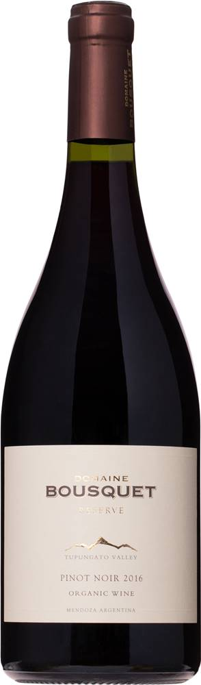 Domaine Bousquet Domaine Bousquet Reserva Pinot Noir 14,5% 0,75l