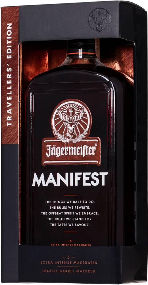 Jägermeister Jägermeister Manifest Traveller&