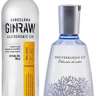 Set Gin Mare + GinRaw