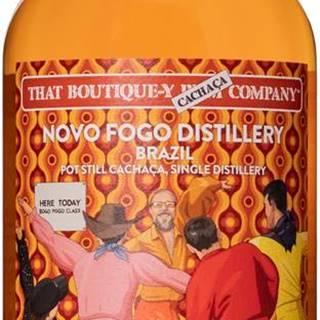 That Boutique-y Rum Company Novo Fogo 3 ročný 41,2% 0,5l