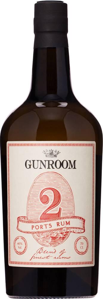 Gunroom Gunroom 2 Ports Rum 40% 0,7l