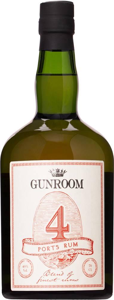 Gunroom Gunroom 4 Ports Rum  40% 0,7l