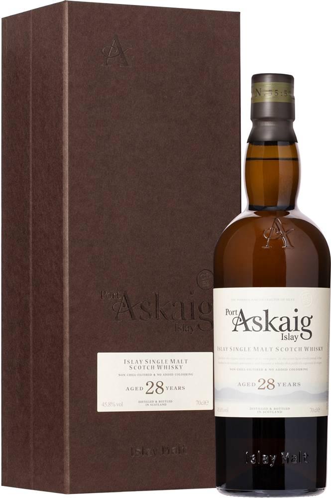 Port Askaig Port Askaig 28 ročná 45,8% 0,7l