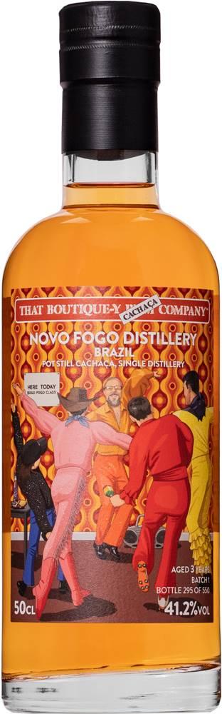 That Boutique-y Rum Company That Boutique-y Rum Company Novo Fogo 3 ročný 41,2% 0,5l