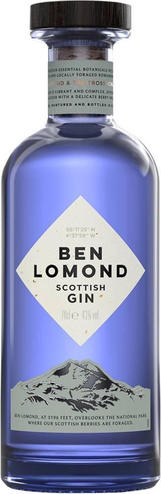 Ben Lomond Ben Lomond Gin 43% 0,7l