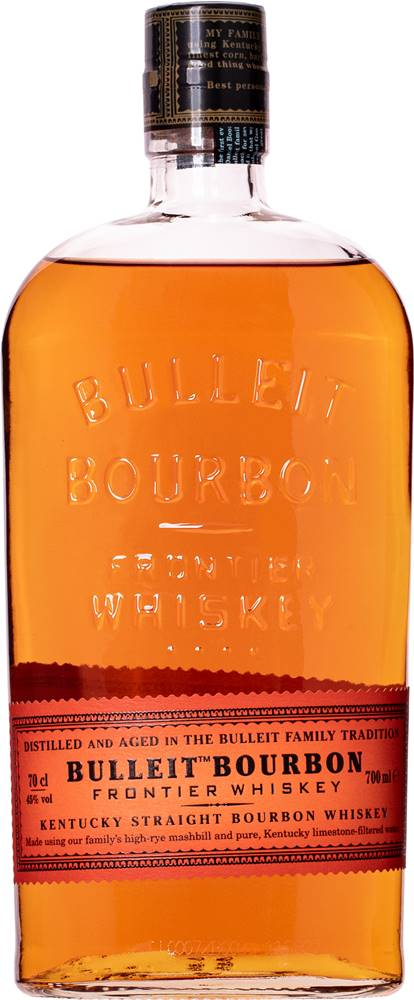 Bulleit Bulleit Bourbon 45% 0,7l