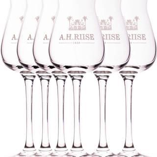 A.H. Riise rumové poháre 6ks