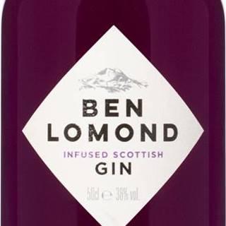 Ben Lomond Blackberry & Goosberry Gin 38% 0,5l