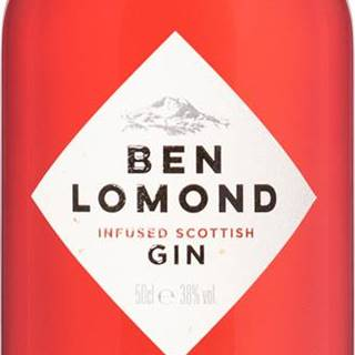 Ben Lomond Raspberry & Elderflower Gin 38% 0,5l