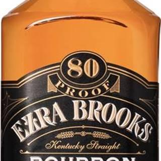 Ezra Brooks Black Label 40% 0,7l