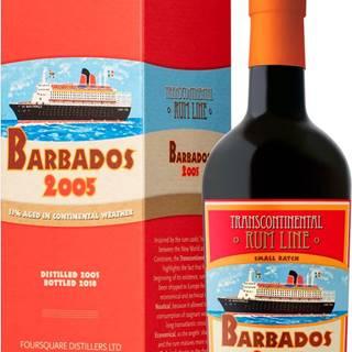 Transcontinental Rum Line Barbados 2005 55,2% 0,7l