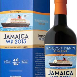 Transcontinental Rum Line Jamaica 2013 57,18% 0,7l