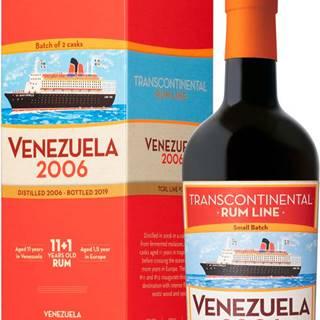 Transcontinental Rum Line Venezuela 2006 60,9% 0,7l