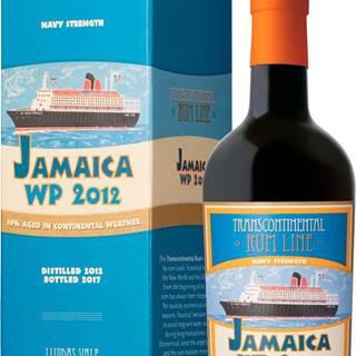 Transcontinental Rum Line WP Jamaica 2012 57,18% 0,7l