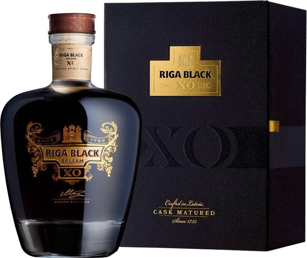 Riga Black Balsam Riga Black Balsam XO 43% 0,7l
