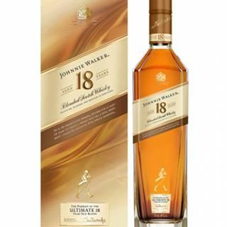 Johnnie Walker 18YO 0,7l (40%)