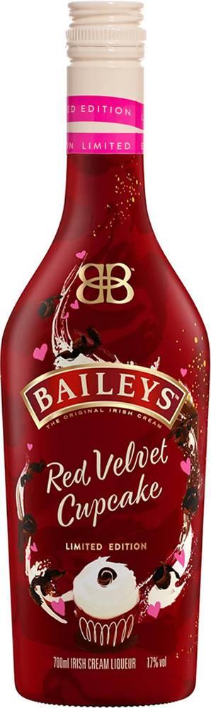 Baileys Baileys Red Velvet Cupcake 17% 0,7l