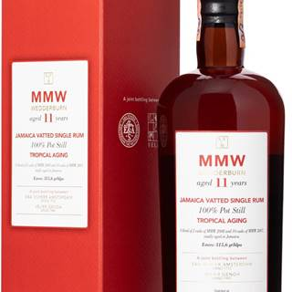 SVM 11 ans MMW Blend Tropical Aging Wedderburn 69,1% 0,7l