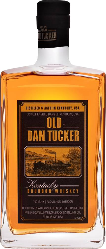 Old Dan Tucker Old Dan Tucker 80 Proof 40% 0,7l