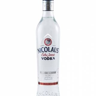 St. Nicolaus Vodka Extra jemná 0,7l (38%)